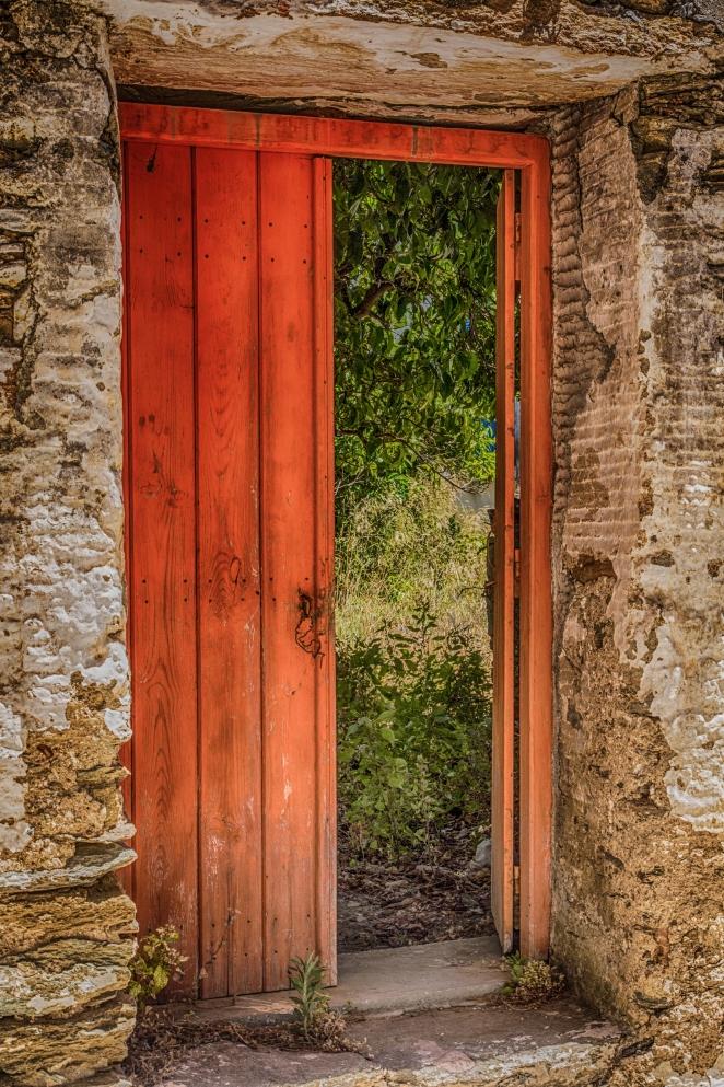161/365 - Door to nowhere