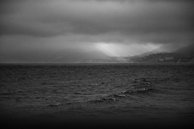 226/365 - Somber Beach