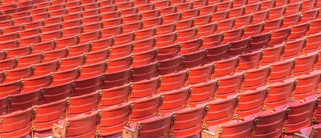 262/365 - Pick a seat, any seat