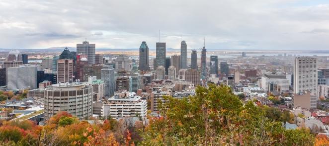 Lookout Montreal
