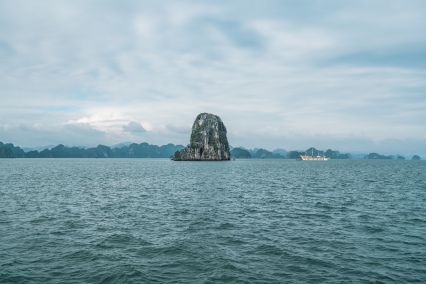 Standing Still, Ha Long Bay